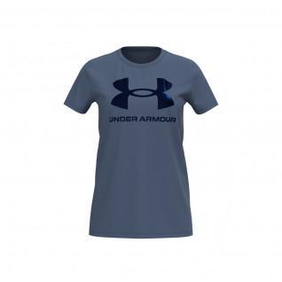 T-shirt femme Under Armour à manches courtes Sportstyle Graphic