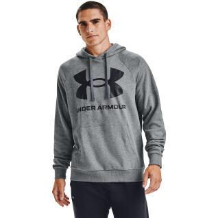 Sweatshirt à capuche Under Armour Rival Fleece Big Logo