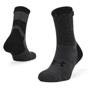 Chaussettes hautes Under Armour Dry™ Run unisexes
