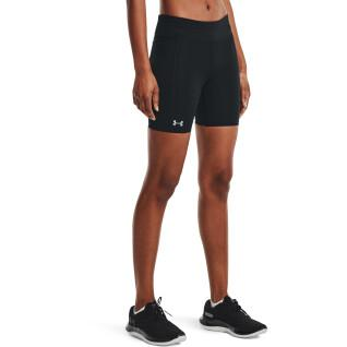 Short à poches femme Under Armour Fly Fast