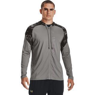 Veste à capuche imprimé entièrement zippé Under Armour RUSH™