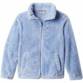 Polaire fille Columbia Fire Side Sherpa FZ