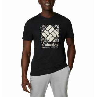 T-shirt Columbia Rapid Ridge Graphic