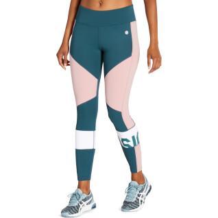 Legging femme Asics Color Block Cropped 2