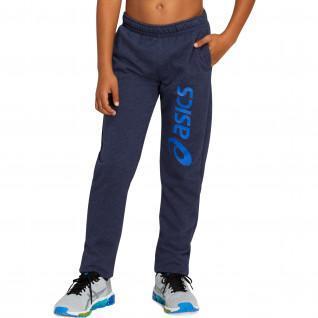 Pantalon enfant Asics big logo sweat