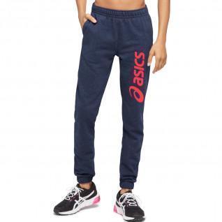 Pantalon sweat enfant Asics Big Logo