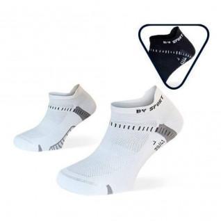Socquettes ultra-courtes BV Sport Light One - Pack de 2