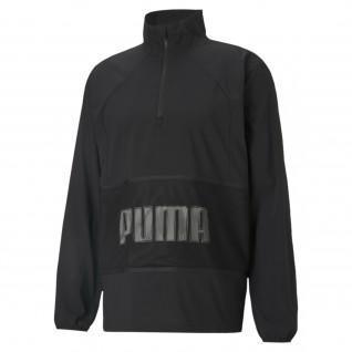 Veste demi zippée Puma Train Graphic Woven
