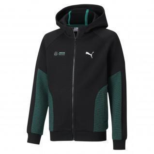 Sweatshirt à capuche enfant Puma MAPF1
