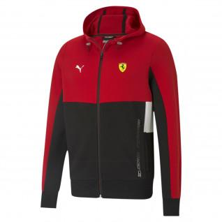 Sweatshirt à capuche Puma Ferrari Race Jacket