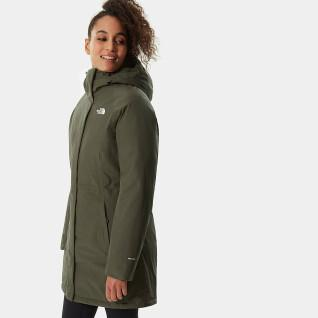 Parka femme The North Face Recycled Brooklyn