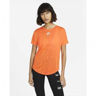 T-shirt femme Nike Air Light Army