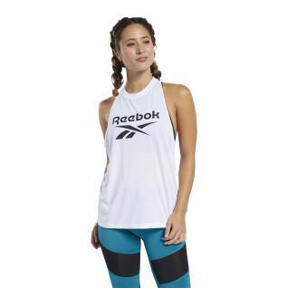 Débardeur femme Reebok Workout Ready Supremium BL