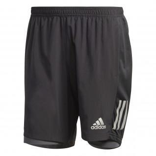 Short adidas Own the Run Two-in-One