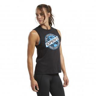 Débardeur femme Reebok CrossFit® Open 2021