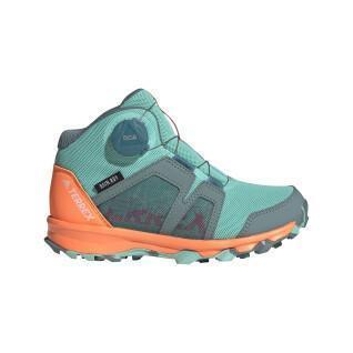 Chaussures de randonnée enfant adidas Terrex Agravic Boa Mid