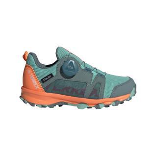 Chaussures de randonnée enfant adidas Terrex Agravic Boa