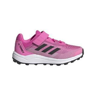 Chaussures de trail enfant adidas Terrex Agravic Flow Primegreen
