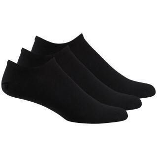Lot de 3 paires de chaussettes Reebok Active Foundation Invisible