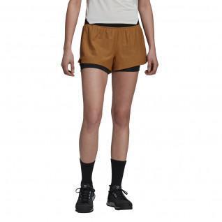 Short femme adidas 5.10 Climb  2in1