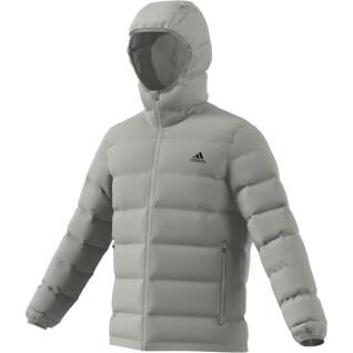 Veste adidas Helionic Hooded Down