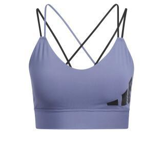 Brassière femme adidas All Me Light-Support Training