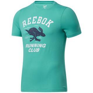 T-shirt Reebok Running Novelty Graphic