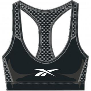 Brassière femme Reebok Lux Racer Medium-Impact Sports Grande Taille