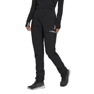 Pantalon femme adidas Terrex Yearound Soft Shell