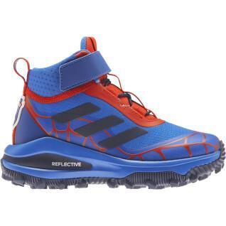 Chaussures enfant adidas Marvel Spider-Man Freelock Fortarun