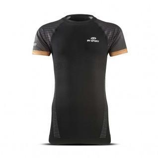 """T-shirt de compression BV Sport RTECH """"Classic"""" Noir"""
