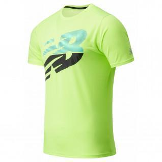 Maillot New Balance printed accelerate