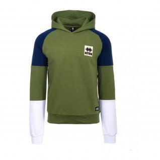 Sweatshirt Errea sport fusion fw19/20patch hooded ad