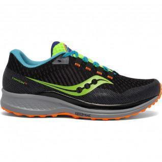 Chaussures Saucony canyon tr