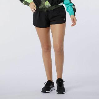 Short femme New Balance accelerate 2.13 cm