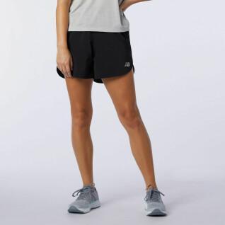 Short femme New Balance accelerate 13 cm