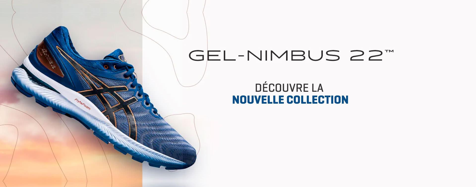 Les nouvelles Gel-Nimbus 22